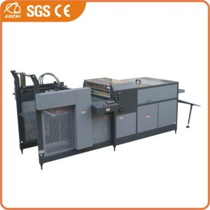 Automatic Small UV Varnishing Machine (UV-650A) pictures & photos
