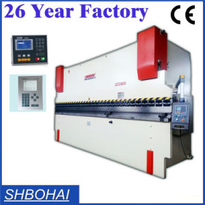 Wd67y 100t X 5000 Quality Press Brake Machine with Optional Hydraulic Crowning pictures & photos