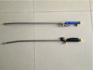 High Pressure Water Spray Gun (WJ) pictures & photos