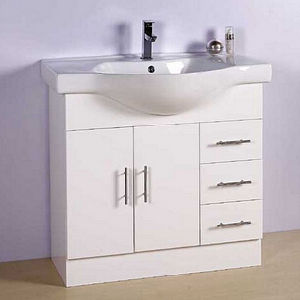 Stand Bathroom Vanity (V-28)