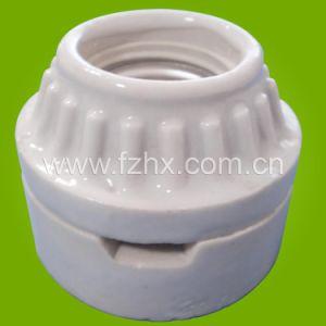 CE Porcelain Lampholder (HX501 E27)