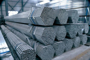 ERW Welded Steel Pipe Od 20-400mm pictures & photos