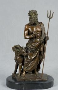 Bronze Sculpture Figure Statue (HYF-1002)