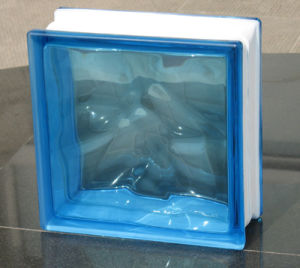 Clear and Colored Glass Block/ Glass Brick with High Quality (JINBO) pictures & photos