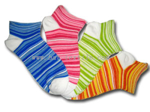 Women Pattern Socks pictures & photos