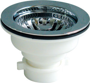 Deep Cup Basket Strainer (103203) pictures & photos