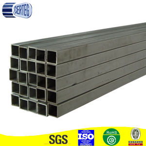 40X40mm Mild Steel Square Construction Structure Tube or Pipe (JCS-09) pictures & photos