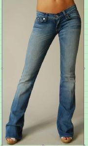 2013 Women′s Jeans (WMF9008#)