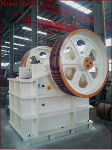 Jaw Crusher-PE400X600