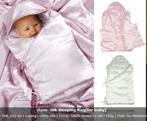 Eco-Friendly Organic Silk Baby Wrap