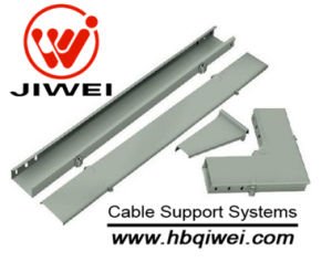 Economical Cable Tray System in Gi/Ss/Al for Industrial Use Produced in Asia