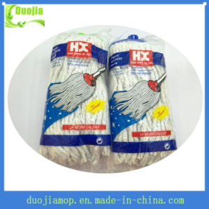 Nigeria Hot Selling Cleaner Mop Promo Wet Cotton Mop pictures & photos