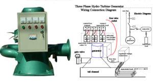 Double Nozzle Turgo Turbine pictures & photos