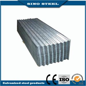 Hot Dipped Galvanized Corrugated Steel Roofing for Building pictures & photos
