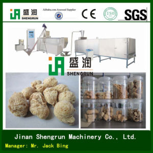 Soya Nuggets Making Machine/Soya Chunks Machinery/Soya Badi Machine
