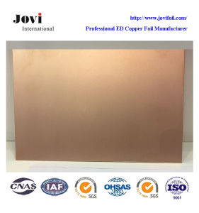 Electroplcated Copper Foil for Faraday Cage Installation pictures & photos