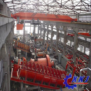 High Capacity and Efficiency Copper Ore Concentration Plant pictures & photos