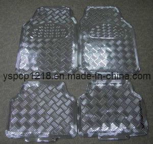 Sliver Aluminium Car Mat (YS019)