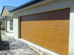 Sectional Garage Door (finger-protective) pictures & photos