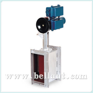 Electric Volume Control Damper Valve