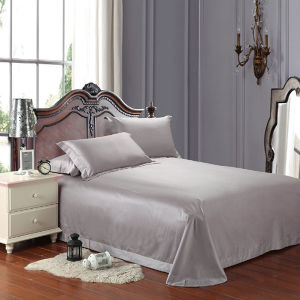 Gray Color 100%Cotton 300tc Hotel Bedding Set pictures & photos