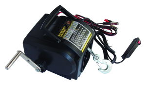 2000LBS Boat Winch 12V Europ (ST601851)