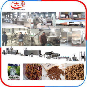 Fully Automatic Pet Food Processing Extruder Machine pictures & photos