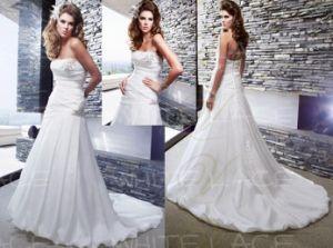 Wedding Dress-CBB003 (Dreamy Bridal Dress)