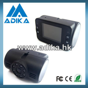 "720p Night Vision Wide Angle Car CCTV with 2.0"" TFT LCD Screen ADK-C136B"