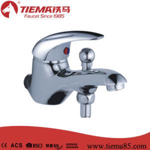 Ceramic Cartridge Single Handle Basin Faucet
