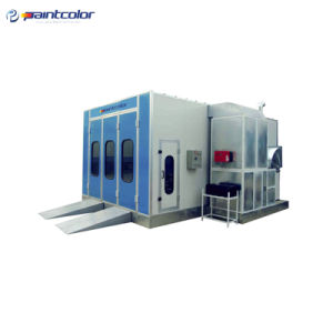 Stable Proformance Paint Booth with Competitive Price (PC14-E200) pictures & photos