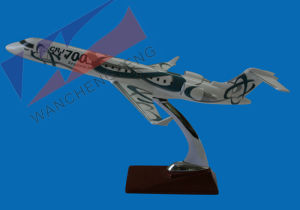 Airplane Model (CRJ700) pictures & photos