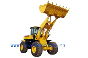 5.0t Mini Wheel Loader/Front Loader Zl50f with 3.0m3 Bucket Capacity