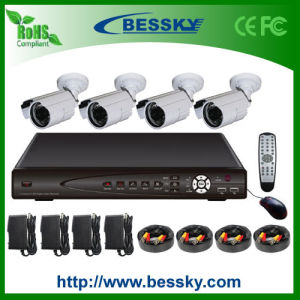 CCTV Security System Kit (BE-8104V4RI)