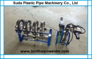 Sud160m-4 HDPE Pipe Manual Butt Fusion Welding Machine pictures & photos