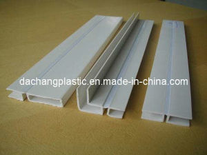 PVC Coextruded Profile pictures & photos