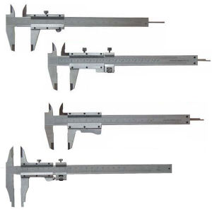 Carbon Vernier Caliper, Stainless Steel Vernier Caliper pictures & photos
