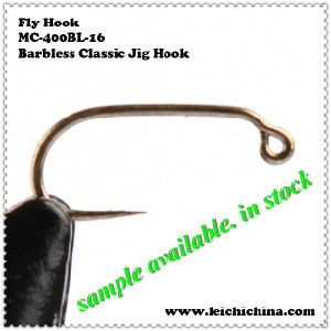 Fly Tying Hook Barbless Classic Jig Hook pictures & photos