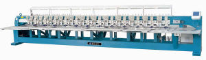 Three-In-One Embroidery Machine
