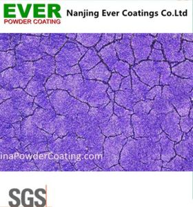 Electrostatic Spray Crocodile Skin Polyester Powder Coating pictures & photos
