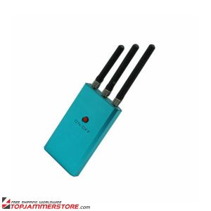 Mini Size Medium Power Cellphone Jammer pictures & photos