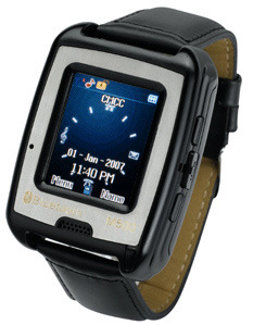 GSM Tri Bands Watch Phone (CUMW004)
