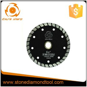 Wave Turbo Small Diamond Saw Blade for Fast Cutting Marble pictures & photos
