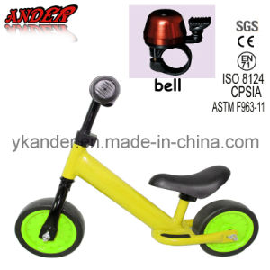 Tiny Balance Bike for Toddlers and Kids Age 2-4 Years (Yellow) Akb-0701
