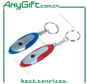 LED Keyring with Customized Logo pictures & photos