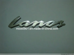 Car Sticker- ABS Label Custom ABS Car Badges and Chrome Auto Emblems, Customized Emblems Car Badge pictures & photos