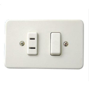 Ee-D1230 South America Wall Switch pictures & photos