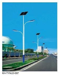 High Quality Q235 Solar LED Street Light Pole