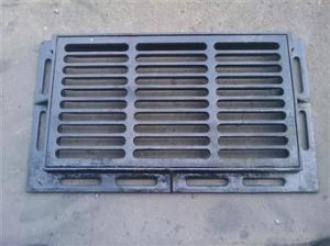 Dutile Iron Grille pictures & photos