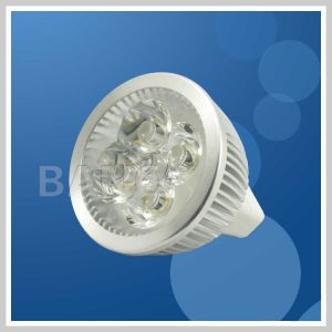 Hottest! ! High Power 4W LED Spotlight (4chips, CE&RoHS)